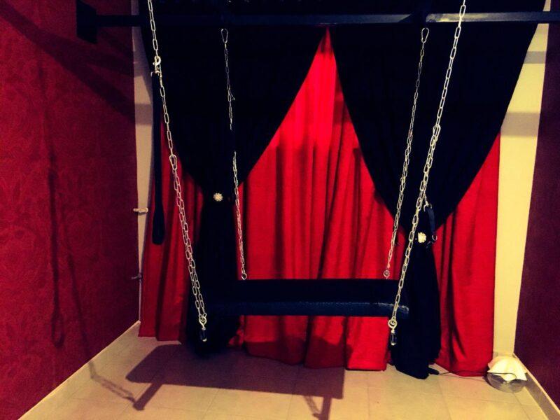 Club Amsterdam Private BDSM Room Hire